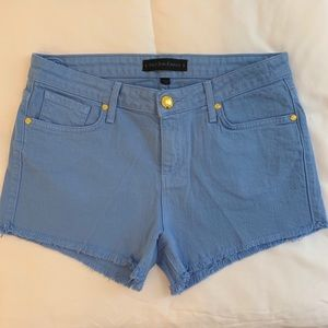Juicy Couture Mid Rise Shorts